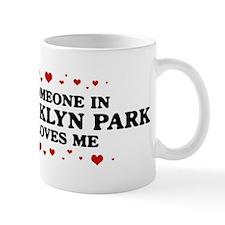 Loves Me in Brooklyn Park Mug