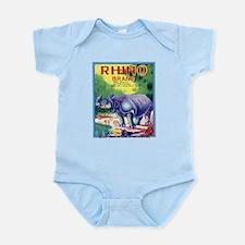Rhino Firecrackers Infant Creeper