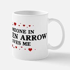 Loves Me in Broken Arrow Mug