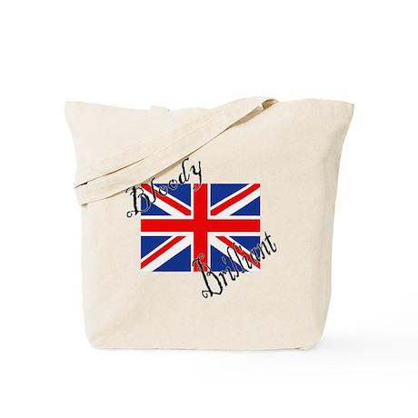 Bloody Brilliant Tote Bag