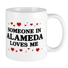 Loves Me in Alameda Mug