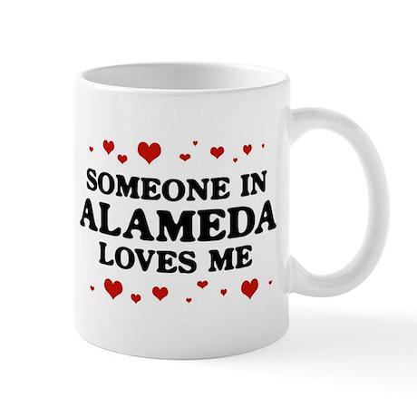 Loves Me in Alameda Mug