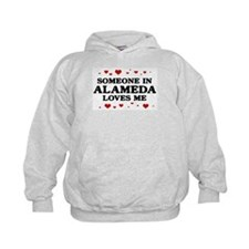 Loves Me in Alameda Hoodie