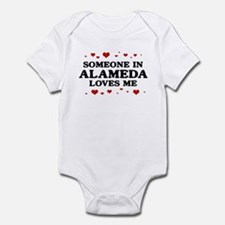 Loves Me in Alameda Infant Bodysuit