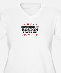Loves Me in Boston T-Shirt
