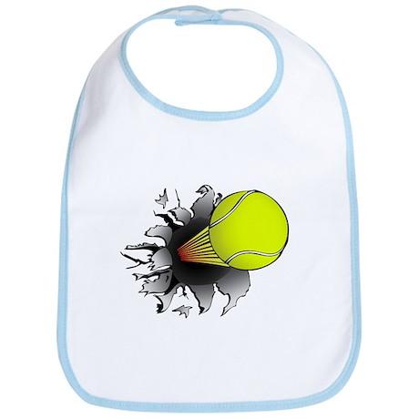 Shooting Tennis Ball Bib