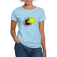 Shooting Tennis Ball T-Shirt