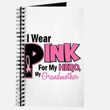 I Wear Pink For My Grandmother 19 Journal