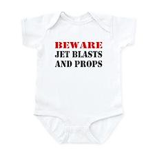 BEWARE Infant Bodysuit
