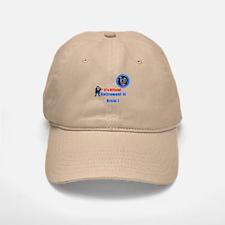 'Police Retirement Designs. Baseball Baseball Cap