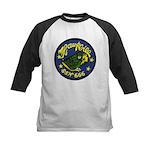 USS HAWKBILL Kids Baseball Jersey
