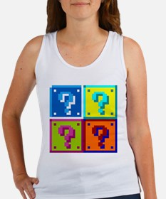 Question Collage Women's Tank Top