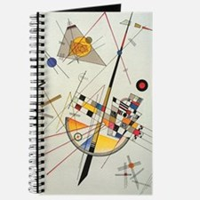 Delicate Tension by Wassily Kandinsky Journal