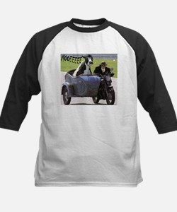 Cow in Sidecar Tee