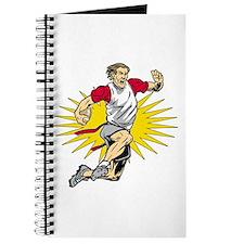 Flag Football Player Journal