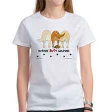 Golden Butts with Duck Tee
