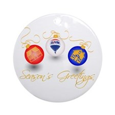 RE/MAX Ornament (Round)