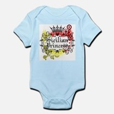 Sicilian Princess 2008 Infant Bodysuit