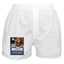 Tiger Firecrackers Boxer Shorts