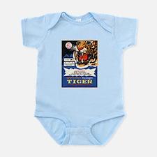Tiger Firecrackers Infant Creeper
