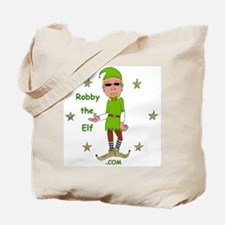 Robby The Elf's Tote Bag
