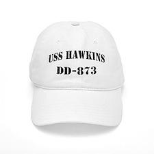 USS HAWKINS Baseball Cap