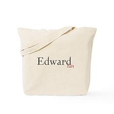 Twilight Edward Fan Tote Bag