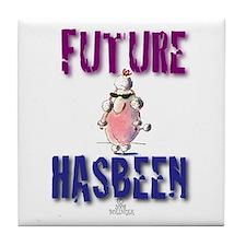 Future Sheep Tile Coaster