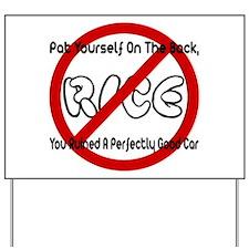Rice Yard Sign