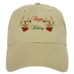 Masonic Holiday Horns Cap