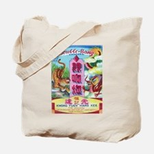 Double Bang Firecrackers Tote Bag