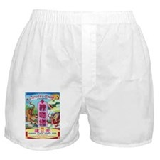 Double Bang Firecrackers Boxer Shorts
