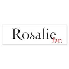 Twilight Rosalie Fan Bumper Bumper Sticker