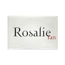 Twilight Rosalie Fan Rectangle Magnet