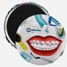 Dentists, Hygienists, Orthodo Magnet