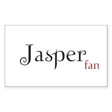 Twilight Jasper Fan Rectangle Decal