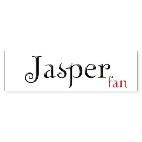 Twilight Jasper Fan Bumper Sticker