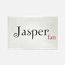 Twilight Jasper Fan Rectangle Magnet