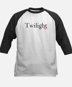 Twilight Fan Kids Baseball Jersey