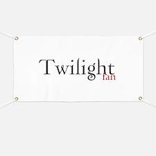 Twilight Fan Banner