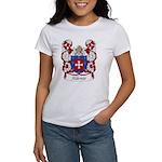 Alderete Family Crest Women's T-Shirt