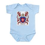 Alderete Family Crest Infant Creeper