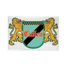 Twilight Cullen Crest Rectangle Magnet