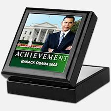 Achievement Keepsake Box