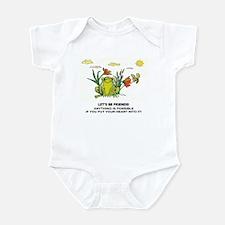 Frog Fun Infant Bodysuit
