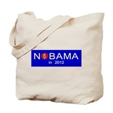 Nobama in 2012 Tote Bag
