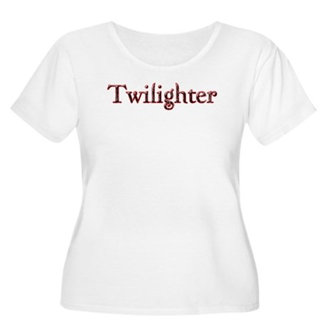 Twilighter Women's Plus Size Scoop Neck T-Shirt