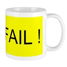 Parking Fail Mug