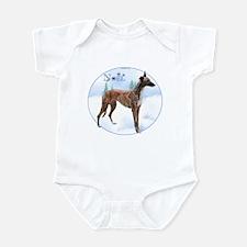 Greyhound Noel Infant Bodysuit