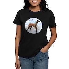 Greyhound Noel Tee